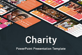 Best charity powerpoint presentation template slidesalad toneelgroepblik Choice Image