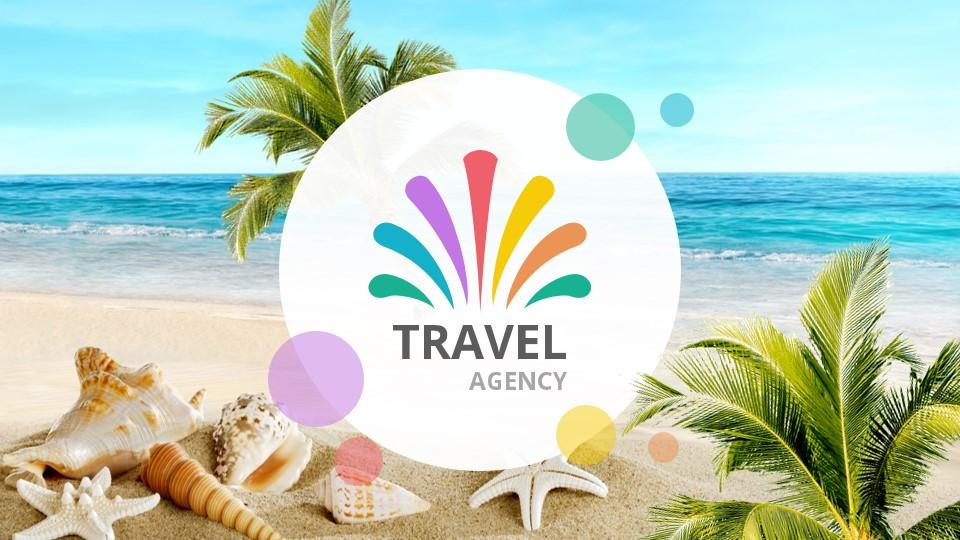 Travel And Tourism Google Slides Presentation Template Slidesalad