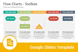 Flow Charts Diagrams Google Slides Presentation Template