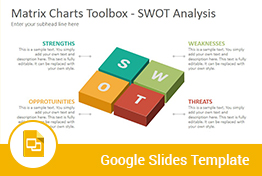 Matrix Charts Toolbox Diagrams Google Slides Presentation Template