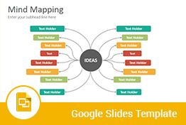 Mind Mapping Diagrams Google Slides Presentation Template