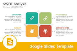 Swot Analysis Diagrams Google Slides Presentation Template