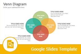Venn Diagrams Google Slides Presentation Template - SlideSalad