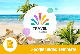 Travel and Tourism Google Slides Presentation Template