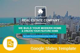 Real Estate Google Slides Presentation Template