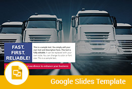 Travel and Tourism Google Slides Presentation Template