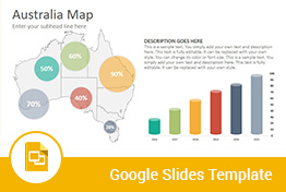 Oceania Maps Google Slides Presentation Template