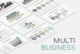 Multi Business PowerPoint Presentation Template