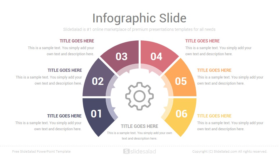 perfection free powerpoint presentation template