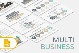 Multi Business Google Slides Presentation Template and Themes