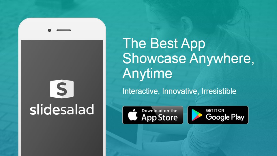 Mobile Apps Free Powerpoint Presentation Template Slidesalad