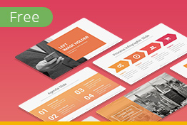 Download Simple Free Google Slides For Presentation Template