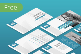 Creative Free Google Slides Presentation Template