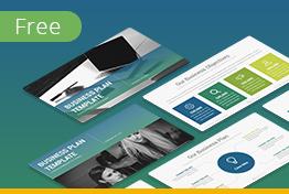 Business Plan Free Google Slides Presentation Template