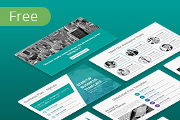 Startup Free PowerPoint Presentation Template