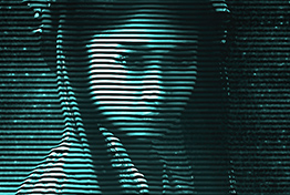 hologram template photoshop  Sci-Fi And Hologram Photoshop Action - SlideSalad