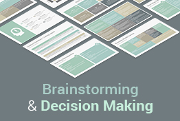 Brainstorming Decision Making PowerPoint Templates