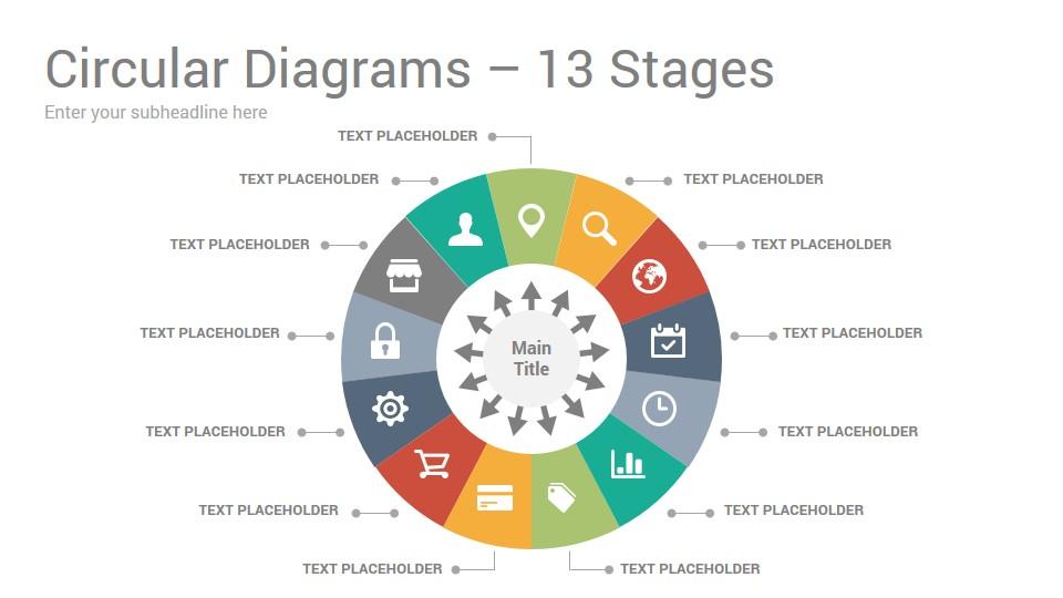 Circular Diagrams Google Slides Template Designs - SlideSalad