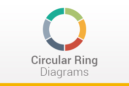Circular Ring Diagrams Google Slides Template Designs