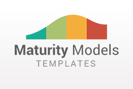 Business Maturity Model Diagrams PowerPoint Template