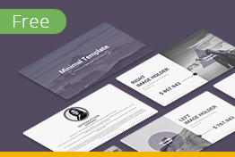 Minimal Free Download Google Slides Presentation Template Designs