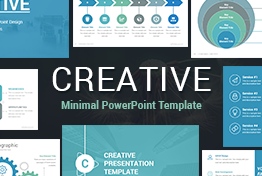 Creative Business PowerPoint Templates