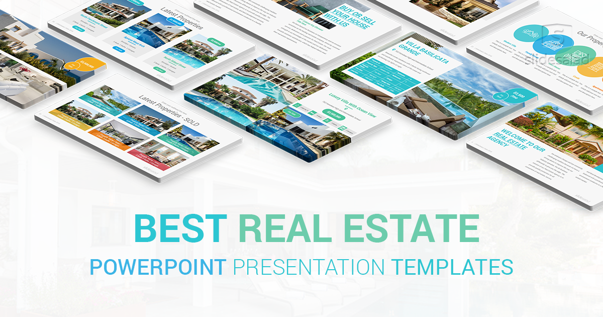 1 Best Real Estate Powerpoint Templates Themes Listing Presentations