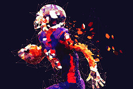 Low Poly Artistic Photoshop Action