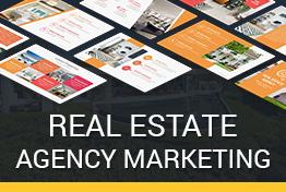 Real Estate Agency Marketing Google Slides Themes