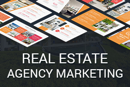 Real Estate Agency Marketing PowerPoint Template Designs