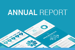 Best Annual Report Keynote Template
