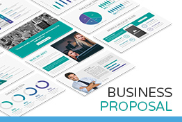 Business Proposal Keynote Presentation Template