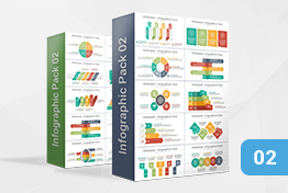 Infographics Keynote Presentation Templates Pack 02