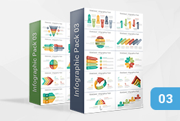 Business Infographics Keynote Template Pack 03