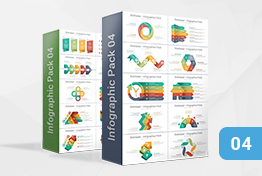 Infographics Lab Keynote Template Designs Pack 04