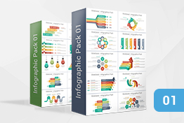 Infographics Keynote Template Designs Pack 01