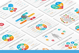 Medical Healthcare Infographics Keynote Template