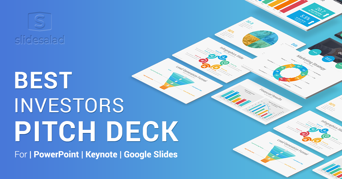 Best Pitch Deck Templates | PowerPoint | Keynote | Google Slides