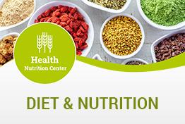 Nutrition Health Creative PowerPoint Template Designs