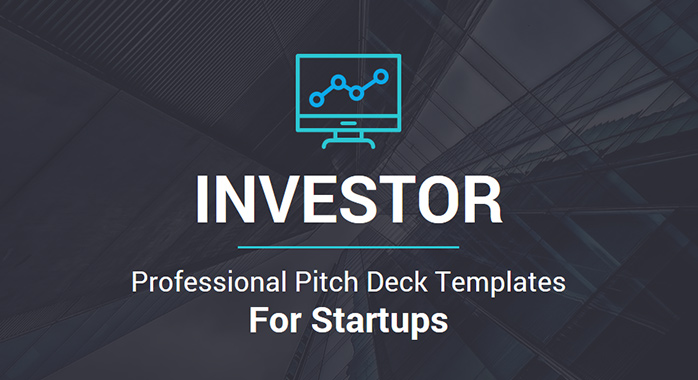 Professional Pitch Deck Templates For Startups