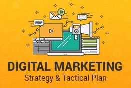Best Digital Marketing Google Slides Template and Infographics