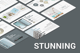 Stunning PowerPoint Template Designs