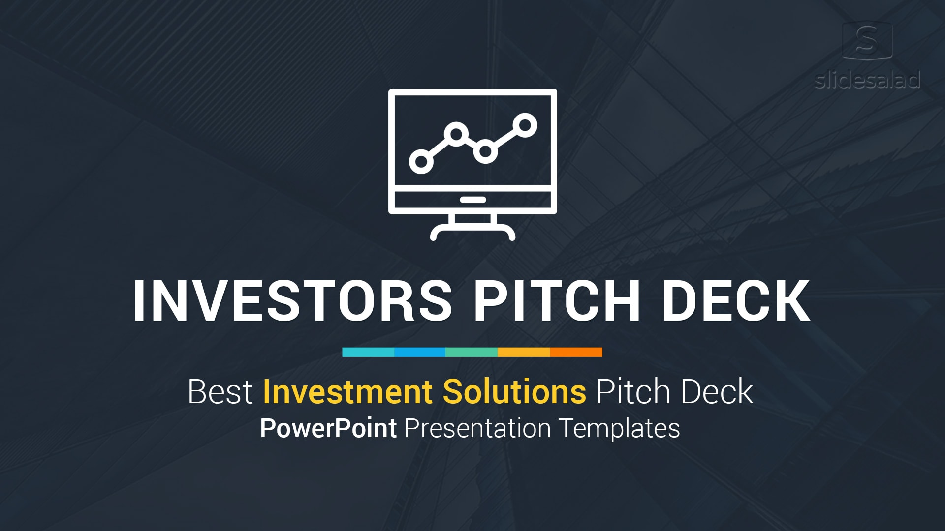 Investors Pitch Deck – Best Investment Business Proposal PowerPoint Template