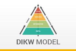 DIKW Model Google Slides Templates Diagrams