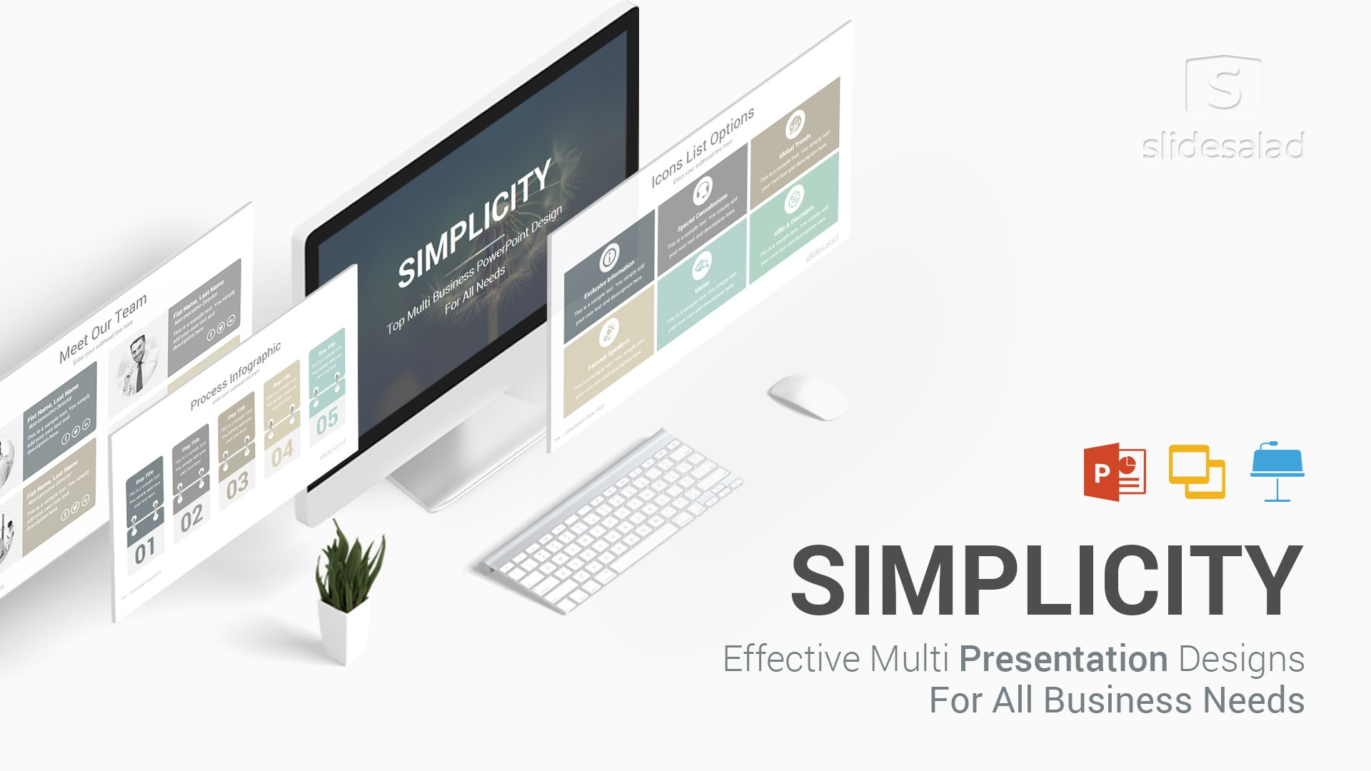 Simplicity Professional Business Templates