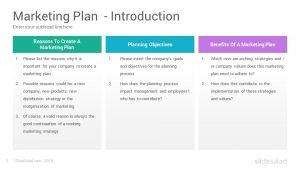 Marketing Plan Template Ppt from www.slidesalad.com