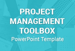 Project Management Toolbox PowerPoint Template