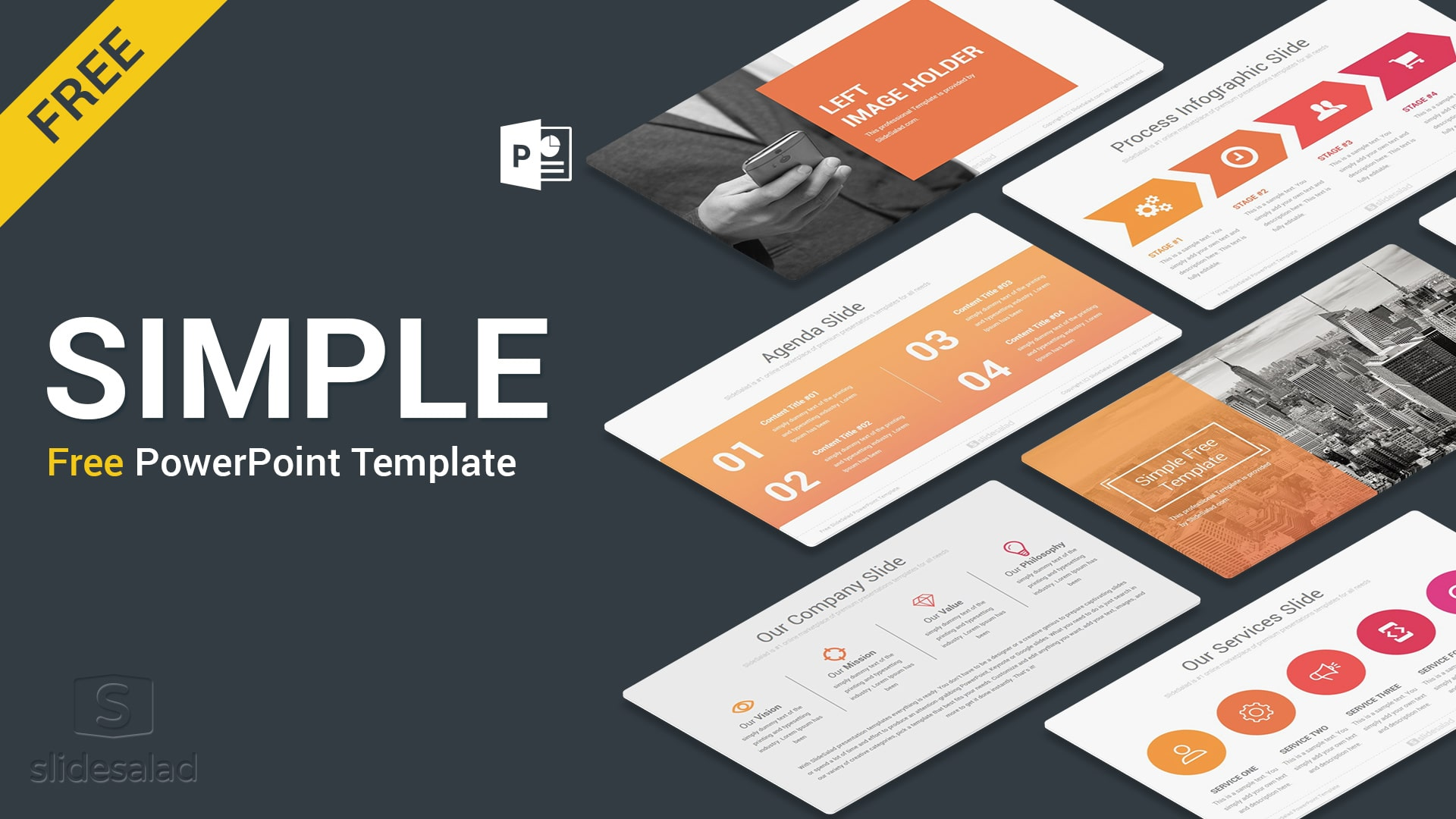 corporate powerpoint presentation templates free download