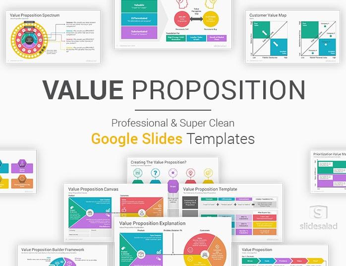 Value Proposition Google Slides Template