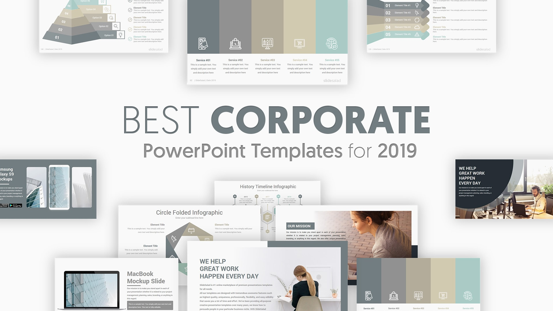 Free Business Plan Powerpoint Template Free 0